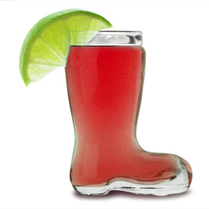 Mini Beer Boot Shot Glasses 1.6oz / 45ml