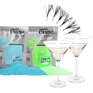 Rokz Cocktail Salt Cocktail Set