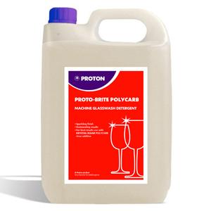 Proto-Brite Polycarb Detergent 5ltr