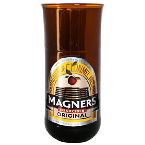 Recycled Magners Original Bottle Pint Glass 20oz / 568ml