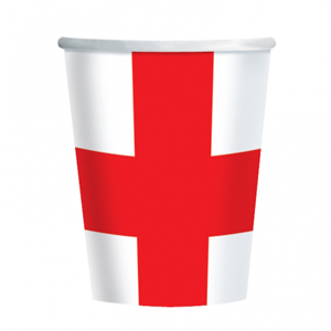 England Paper Cups 9.4oz / 266ml