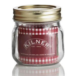 Kilner Preserving Jar 0.25ltr