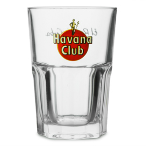 Havana Club Glasses 11.8oz / 335ml