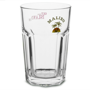 Malibu Glasses 10oz / 280ml