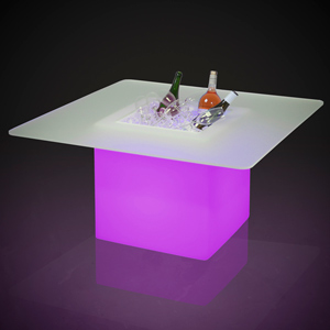 Illuminated Table