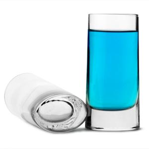 Veronese Oval Base Shot Glasses 2.6oz / 75ml
