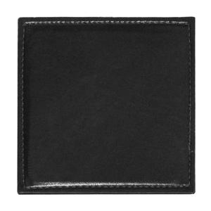 Douglas Coaster Black 10cm