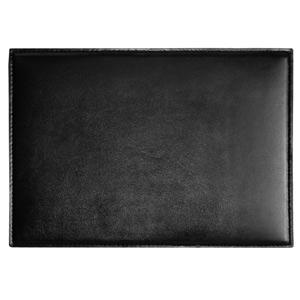 Douglas Placemat Black 21.5cm x 30.5cm