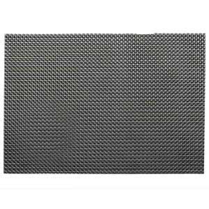 Inspire Woven Polypropylene Metallic Placemats