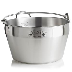 Kilner Stainless Steel Jam Pan 30cm