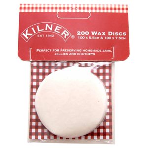 Kilner Wax Discs