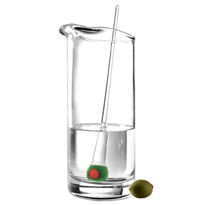 Olive Martini Pitcher with Stirrer 33.3oz / 945ml