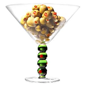 Olive Compote Glass 31.1oz / 885ml