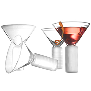 New Age Martini Glasses 7.2oz / 205ml