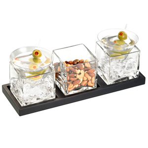 Happy Hour In Line Martini Set