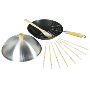Swift Non-Stick Wok Set 12inch