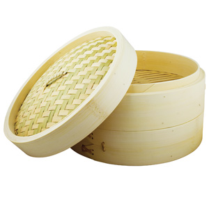 Swift Bamboo Steamer 10inch