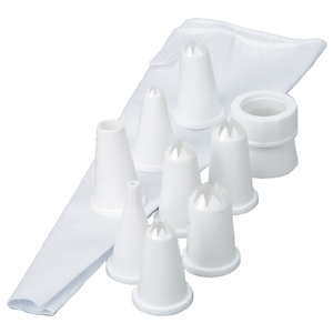 Swift 10 Piece Meringue & Food Piping Set
