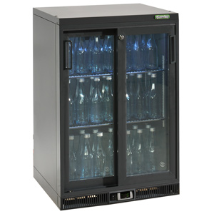 Gamko Maxiglass Noverta MG-150SD Glass Sliding Door Bottle Cooler