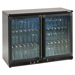 Gamko Maxiglass Noverta MG-275G Glass Hinged Door Bottle Cooler