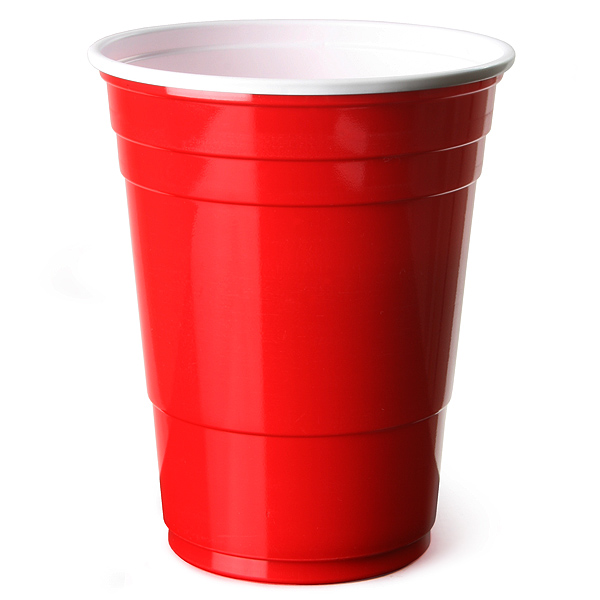 red american party cups 16oz 455ml plastic red party cup red american dixie red keg cups. Black Bedroom Furniture Sets. Home Design Ideas