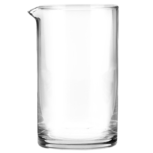 Hand Made Lipped Mixing Glass 26oz / 740ml