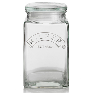 Kilner Push Top Jar 1.3ltr