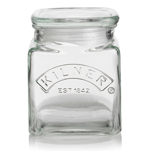Kilner Push Top Jar 0.7ltr
