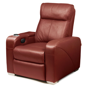 Premiere Home Cinema Chair Burgundy