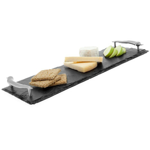 Just Slate Small Serving Tray with Chilli Handles