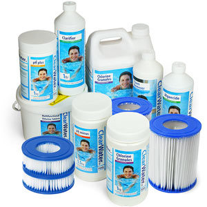 Lay Z Spa Chemicals & Accessories