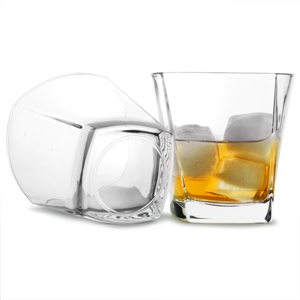 Prysm Double Old Fashioned Tumblers 13oz / 370ml