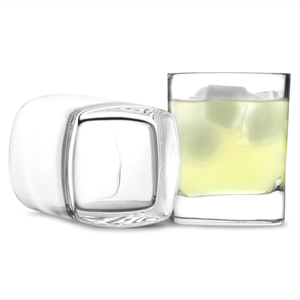 Strauss Square Base Old Fashioned Tumblers 8oz / 230ml