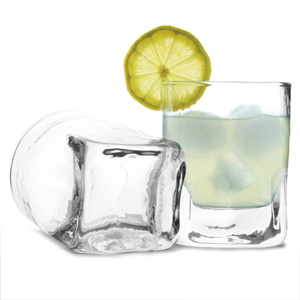 Quartz Double Rocks Tumblers 11.6oz / 330ml
