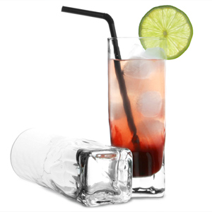 Quartz Hi-Ball Tumblers 10.5oz / 300ml