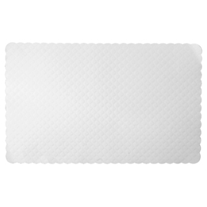 Paper Placemats White 9.5 x 13.5inch