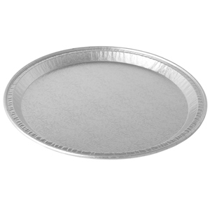 Round Embossed Foil Platters 30cm