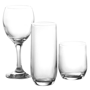 Entertain 12 Piece Party Glasses Set