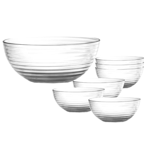 Rings 7 Piece Serving Bowl Set