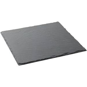 Utopia Mineral Collection Square Slate Platter 28cm