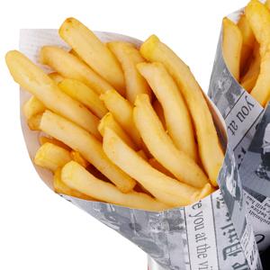 Village Fete Chip Cones