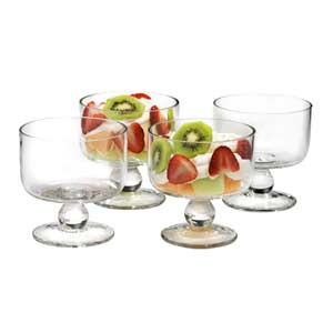 Simplicity Mini Trifle Bowls 16oz / 470ml