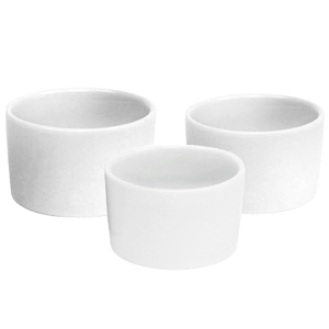 Royal Genware Contemporary Smooth Ramekin Set