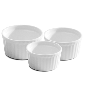 Royal Genware Stacking Ramekin Set