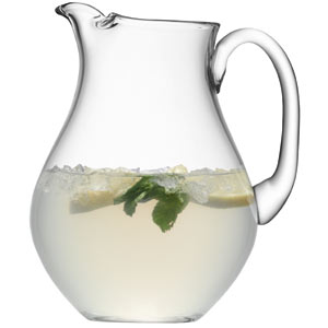 LSA Bar Icelip Jug Clear 93oz / 2.65ltr