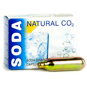 Liss Soda Syphon Cartridges