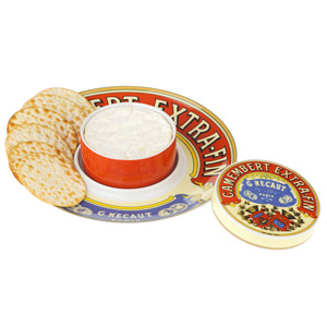 Camembert Baker Set
