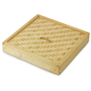 Bamboo Steamer Lid Square 8inch
