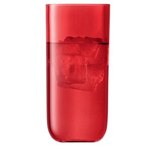 LSA Centro Highball Glasses Berry 17.25oz / 490ml
