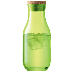 LSA Centro Carafe Lime 30oz / 870ml